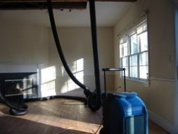 Water Damage Clean-Up